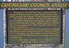 Chickasaw Council House