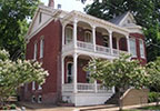 Baer House Inn B&B - Vicksburg, MS