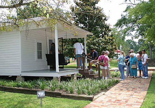 Elvis Presley Birthplace - Tupelo, Mississippi