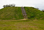 Emerald Mound on the Natchez Trace Parkway