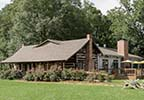 French Camp Historic Village on the Natchez Trace Parkway