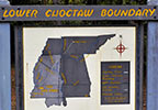 Lower Choctaw Boundary