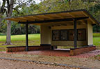 Old Trace Exhibit Shelter