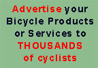 Advertise your Products or Services to Cyclists