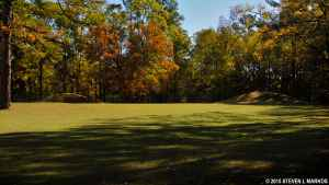 Bynum Indian Mounds - Natchez Trace Parkway