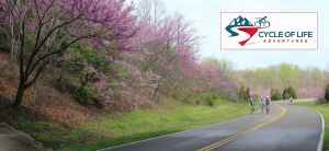 Cycle of Life Adventures offers fully supported, all-inclusive bicycle trips on the Natchez Trace Parkway.