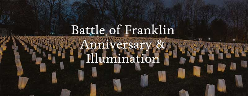 Battle of Franklin - Franklin, Tennessee