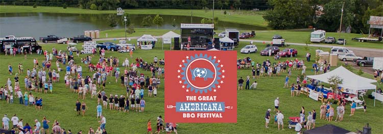 Great Americana Barbecue Festival - Franklin, Tennessee