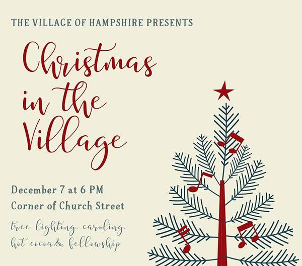Christmas Tree Inn Tn: Christmas In The Village