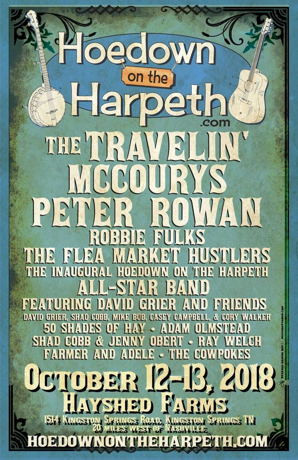 Hoedown on The Harpeth - Kingston Springs, Tennessee