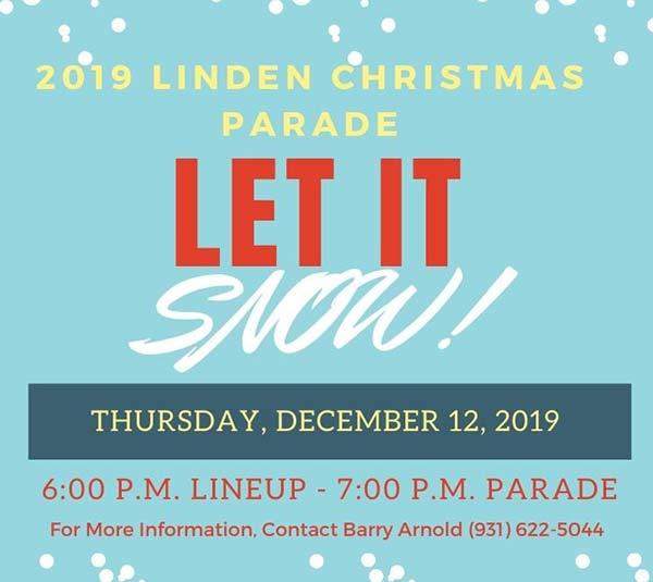 Linden Tn Christmas Parade 2020 Linden Christmas Parade   Linden, Tennessee   NatchezTraceTravel.com
