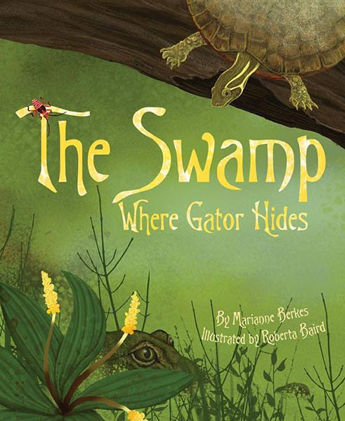 Read with a Ranger Program - Swamp Where Gator Hides - Tupelo, Mississippi