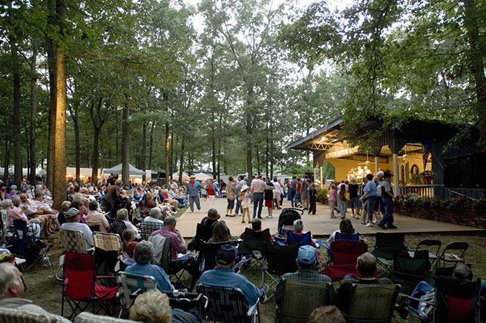 Summertown Bluegrass Reunion Summertown Tennessee