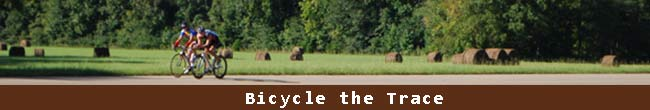 Bicycling the Natchez Trace
