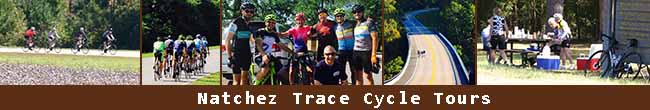 Natchez Trace Cycle Tours - Bicycle Tour Guide