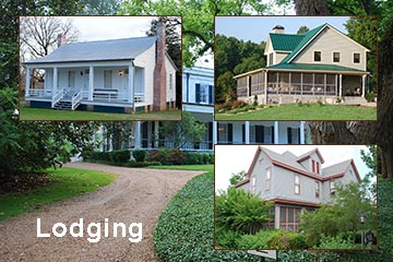 Natchez Trace Parkway Bed and Breakfasts