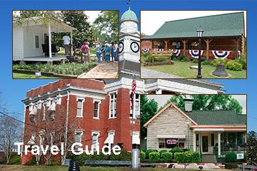 Natchez Trace Parkway Travel Guide