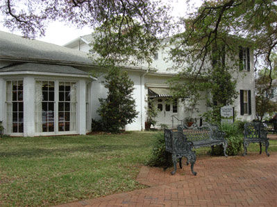 The Carriage House Restaurant at Stanton Hall - Natchez, Mississippi