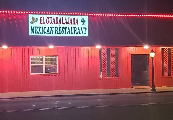 El Guadalajara Mexican Restaurant - Collinwood, Tennessee