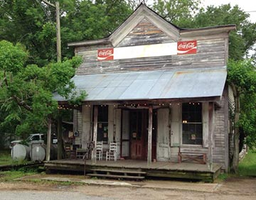Gibbes Old Country Store - Learned, Mississippi