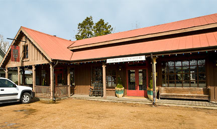 Leiper's Creek Gallery - Leipers Fork, Tennessee