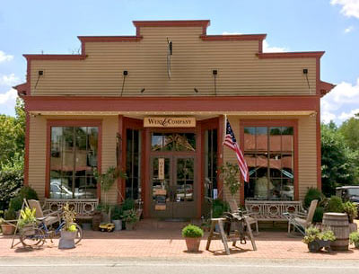 The West & Company - Leipers Fork, Tennessee