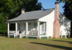Mamie's Cottage at the Dupree House - Raymond, Mississippi