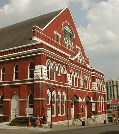Nashville, Tennessee - NatchezTraceTravel com