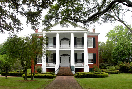 Natchez tour homes photo gallery natchez mississippi for Home builders in ms