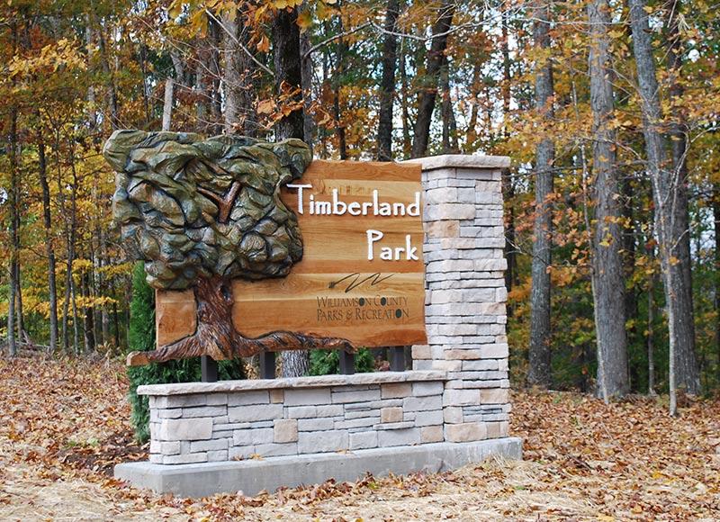timberland park