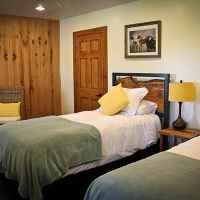 Ranch Room - twin beds