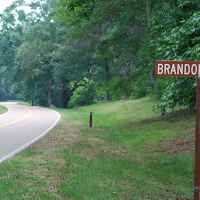 Pull directly off the Natchez Trace Parkway just south of milepost 9 onto Brandon Hall's historic, sunken driveway.
