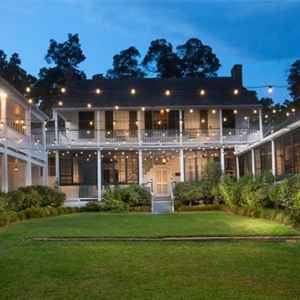 Exterior view of Linden Bed and Breakfast - Natchez, Mississippi
