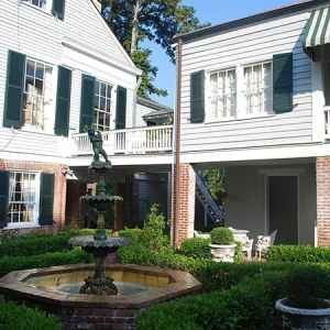 The Burn Bed and Breakfast - Natchez, Mississippi