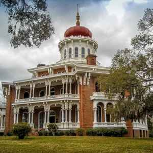 Longwood Plantation - Natchez, Mississippi