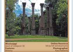 Windsor Ruins Stickers