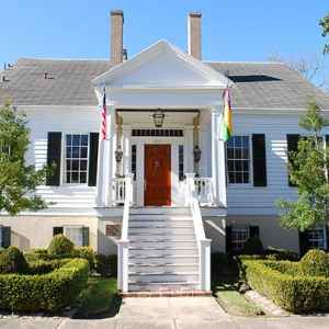Front view of Pleasant Hill Bed and Breakfast - Natchez, Mississippi