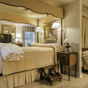 One of the three guest suites.Natchez Bed and Breakfast