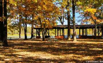 Picnic Pavillion at River Bend