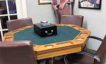 Game Room Poker/Game Table