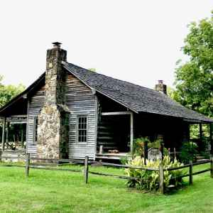 French Camp Log House Museum