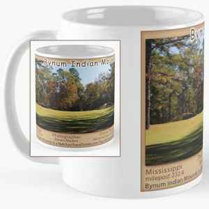 Bynum Indian Mounds Mugs