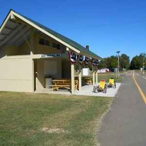 New Houlka Whistle Stop - Tanglefoot Trail