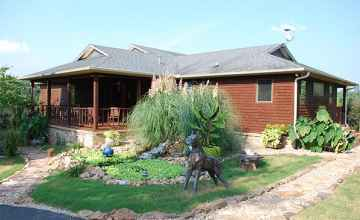 A Lazy Dog Ranch Bed and Breakfast - Tupelo, Mississippi