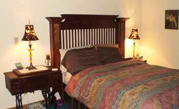 The Garden Room - Tupelo Bed and Breakfast