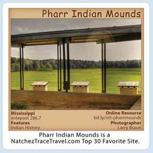 Pharr Mounds Stickers