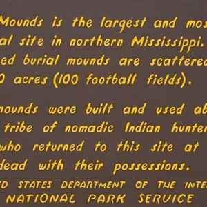 Pharr Mounds is the largest and most important archeological site in northern Mississippi.