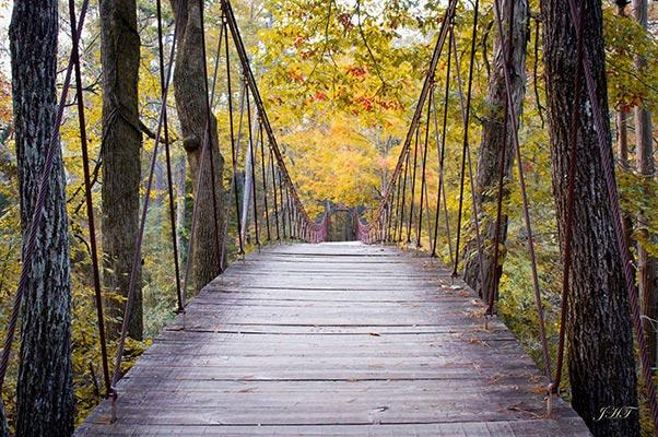 Tishomingo State Park Tishomingo Mississippi