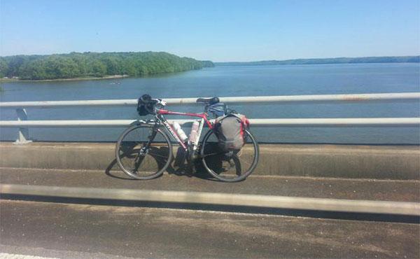 Bicycling The Natchez Trace Parkway Natcheztracetravel Com