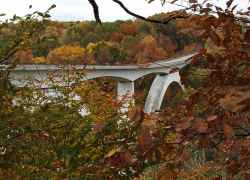 Tennessee - Double Arch Bridge
